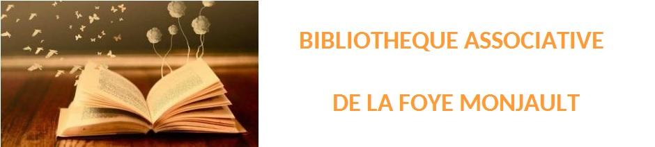 Bibliothèque de La Foye Monjault